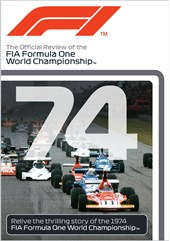 F1 1974 Official Review DVD