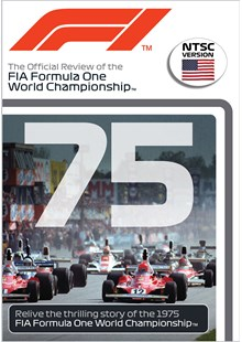 F1 1975 Official Review NTSC DVD