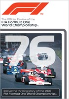 F1 1976 Official Review DVD