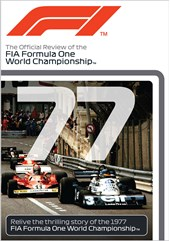F1 1977 Review Lauda's Comeback DVD