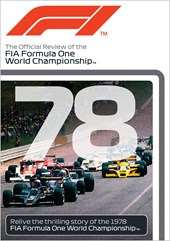 F1 1978 Official Review DVD