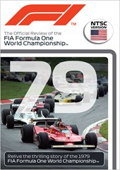 F1 1979 Official Review NTSC DVD