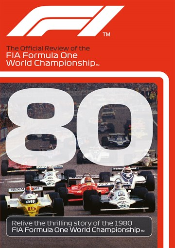 F1 1980 Review - Double First, Williams & Jones DVD - click to enlarge