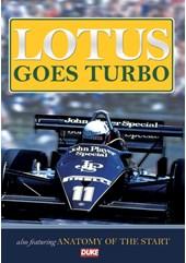 Lotus Goes Turbo DVD