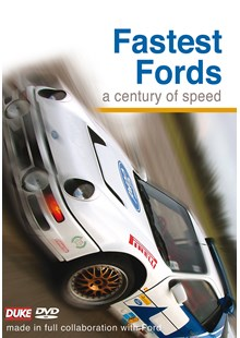 Fastest Fords DVD