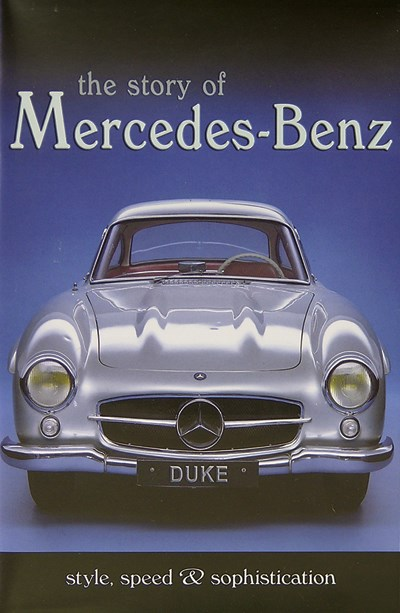 Story of Mercedes DVD