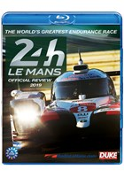 Le Mans 2019 Blu-ray