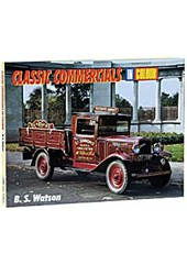 Classic Commercials in Colour Book