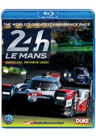 Le Mans 2020 Blu-ray