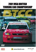 BTCC Review 2001 DVD