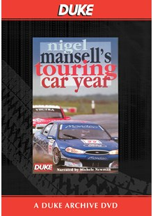 Nigel Mansell's Touring Car Year 1998 Duke Archive DVD