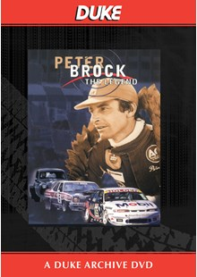 Peter Brock The Legend Duke Archive DVD