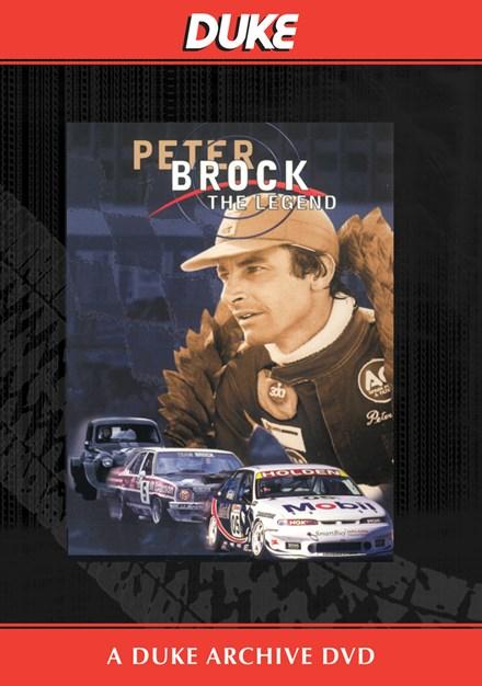 Peter Brock The Legend Duke Archive DVD