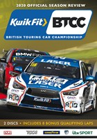 BTCC 2020 Review DVD