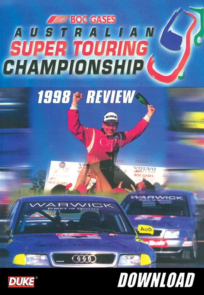 Australian Touring Car Review 1998 Download