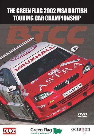 BTCC Review 2002 DVD