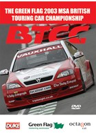 BTCC Review 2003 DVD