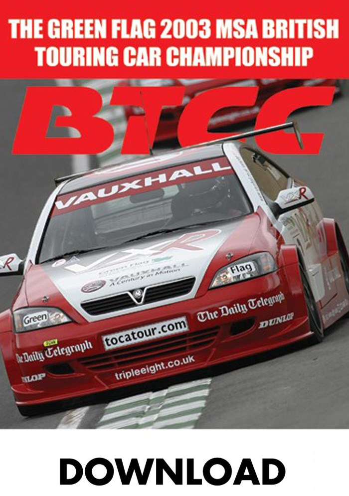 BTCC Review 2003 Download