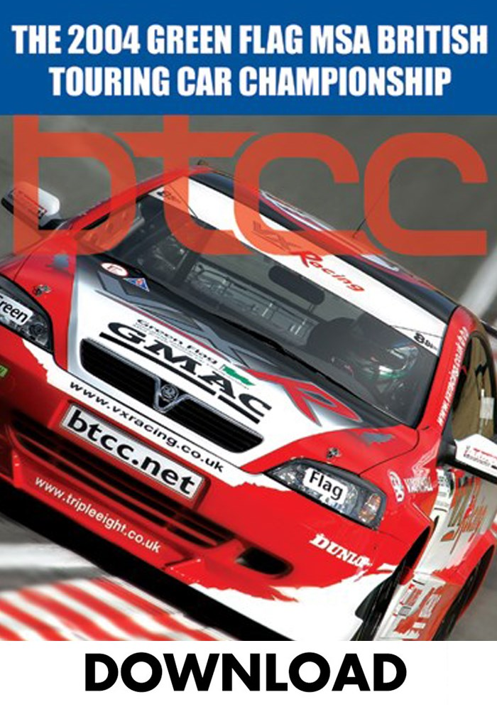 BTCC Review 2004 Download