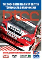 BTCC Review 2004 NTSC DVD