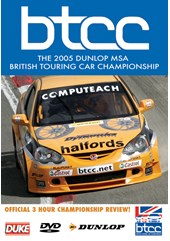 BTCC Review 2005 NTSC DVD