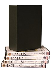 Lotus Story Vols 1-4 Box Set