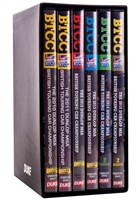 BTCC 2010-15 DVD Box Set (12 disc)