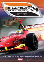 Champ Car World Series 2007 DVD