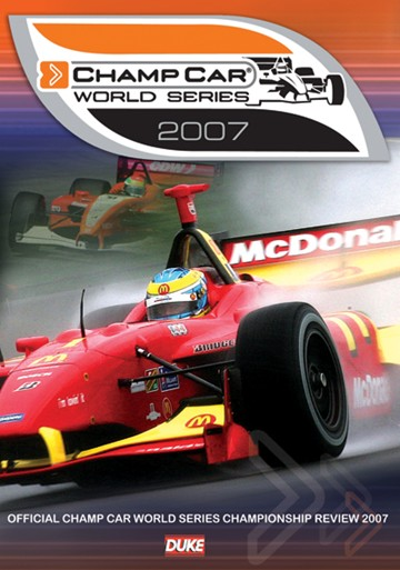 Champ Car World Series 2007 DVD - click to enlarge
