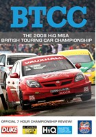 BTCC 2008 Review DVD