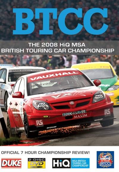 BTCC 2008 Review Download