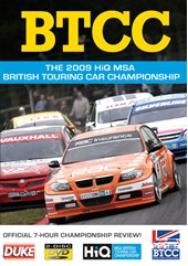 BTCC 2009 Review (2 Disc) DVD
