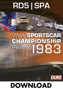 World Sportscar 1983 - Round 5 - Spa-Francorchamps -  Download