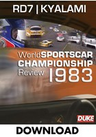 World Sportscar 1983 - Round 7 - Kyalami -  Download