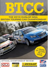 BTCC 2010 Review (2 Disc) DVD