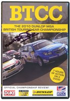 BTCC 2010 Review (2 Disc) Signed by Jason Plato