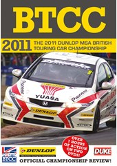 BTCC 2011 Review (2 Disc) DVD