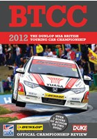 BTCC 2012 Review (2 Disc) DVD