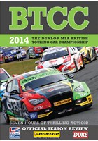 BTCC 2014 Review (2 Disc) DVD