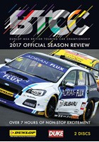 BTCC 2017 Review (2 Disc) DVD