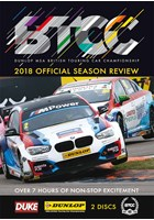 BTCC 2018 Review (2 Disc) DVD