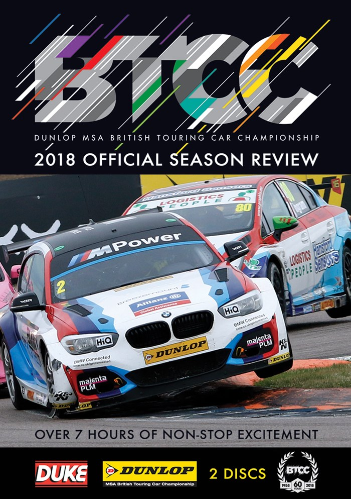 BTCC 2018 Review (4 part) Download