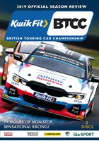 BTCC 2019 Review (2 Disc) DVD