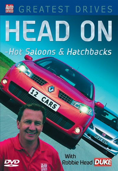 Head ON - Hot Saloons & Hatchbacks DVD