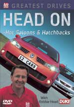 Head On Saloons and Hatchbacks NTSC DVD