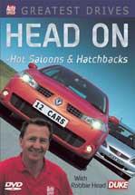 Head On Saloons and Hatchbacks NTSC DVD