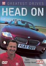 Head On Sports Cars NTSC DVD