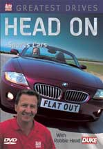 Head On Sports Cars NTSC DVD