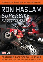 Ron Haslam Superbike Masterclass DVD