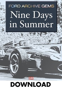Nine Days in Summer - Ford Archive Gems Download
